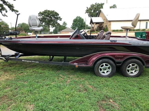 Photo Ranger boat - $22,990 (Paris texas)