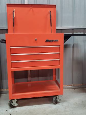 Photo SNAP-ON TOOL CART - $700 (Branch)