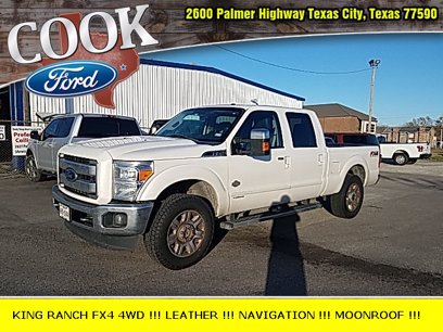 Photo Used 2016 Ford F250 Crew Cab King Ranch for sale