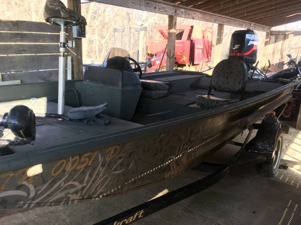Photo 18ft polar Kraft jet boat - $9000 (Centerville)