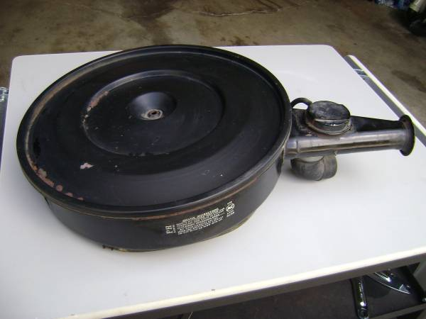Photo 1967 - 1968 GM Pontiac Chevy Buick Olds 350 400 Air Cleaner Assembly - $45 (Murfreesboro, TN)
