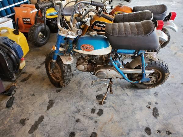 Photo 1970-1974 Honda z 50 - $1200 (Goodletsville)