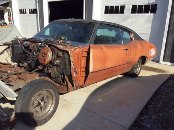 Photo 1971 Buick grand sport - $2500 (Murfreesboro)