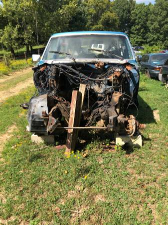 Photo 1984 Ford Bronco - Parts Only
