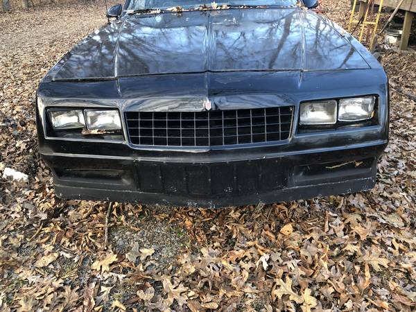 Photo 1987 Chevrolet Monte Carlo SS - parts only