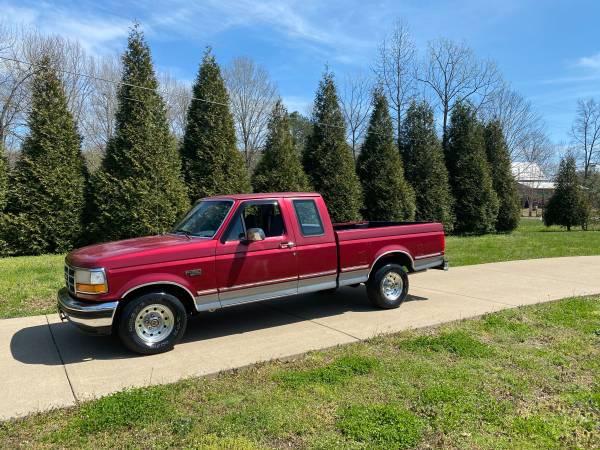 Photo 1995 Ford f150 super clean - $6800 (ashland city)