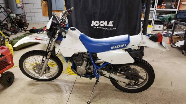 Photo 1995 Suzuki DR350SE - $2100 (Mt. Juliet)