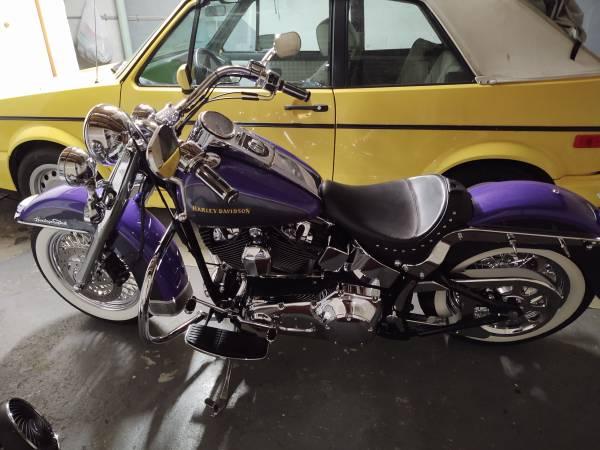 Photo 2002 Harley Heritage Softail Classic - $7,500 (Lebanon)