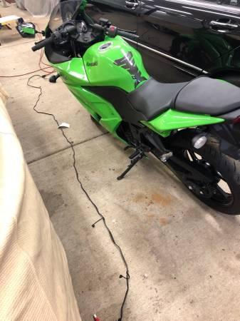 Photo 2008 Kawasaki 250cc Ninja - $2250 (Murfreesboro)