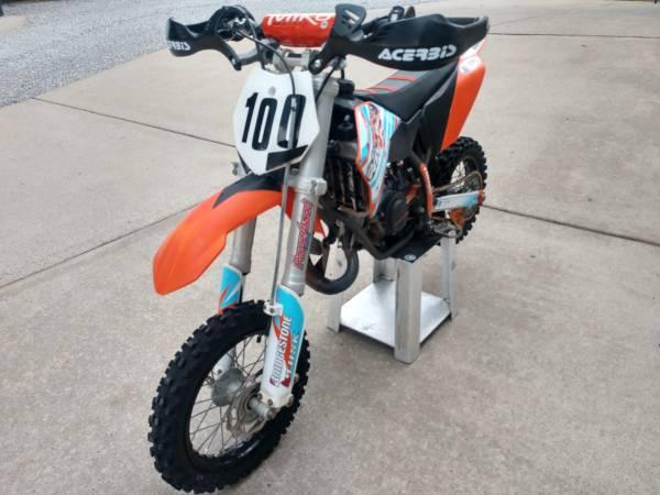 Photo 2014 KTM 50 SX - $3,500 (N. mid Tenn)