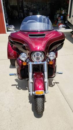 Photo 2015 Harley Tri Glide SOLD - $27500 (Marshall County)
