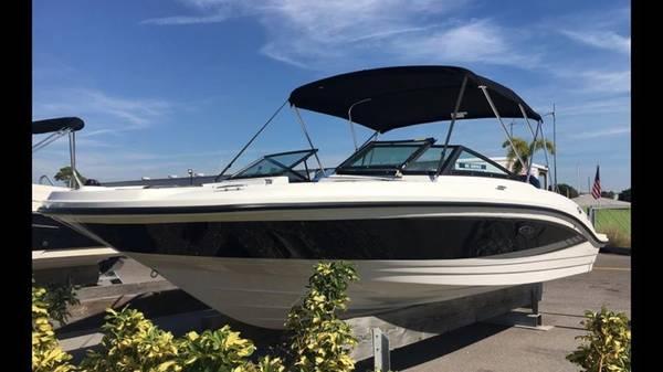 Photo 2016 Sea Ray 210 SPX - $42,000 (Hendersonville)