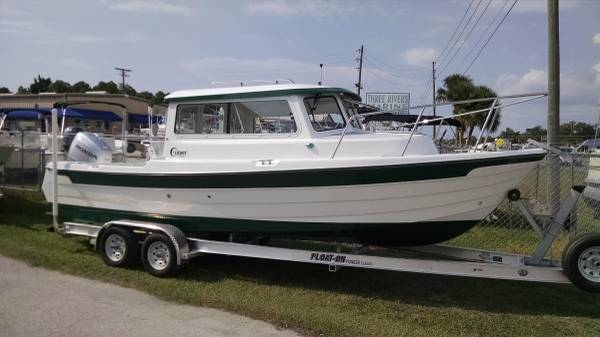Photo 2339 C-DORY VENTURE PILOTHOUSE (Crystal River, Florida)