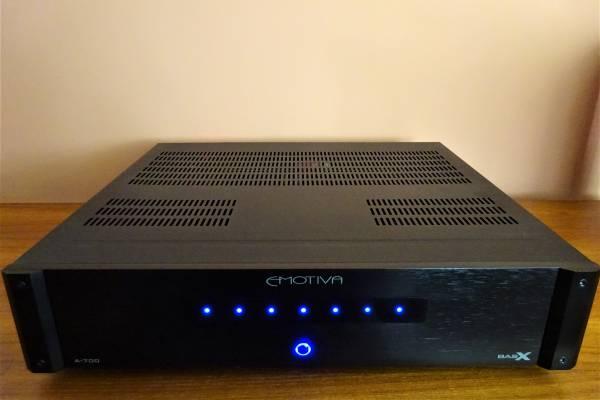 Photo Emotiva BasX A-700 7-Channel Power Amplifier - Excellent Condition - $395 (Reduced) (Nashville)