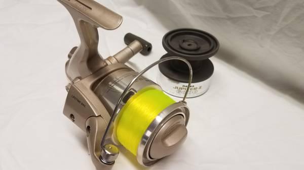 Photo FISHING - Daiwa Jupiter 6000 Spinning Reel - BIG reel - NICE - $30 (Inglewood - East Nashville)