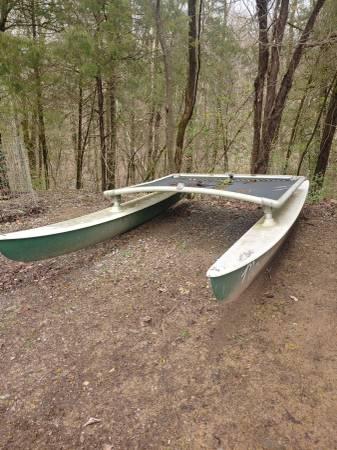 Photo Hobie cat sailboat - $100 (Ashland city)