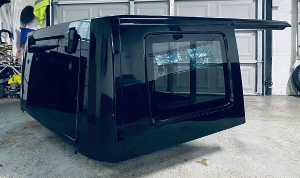 Photo Jeep Wrangler GLOSS BLACK HARD TOP 4 Door JKU JK Hardtop OEM unlimited - $2,250 (Marietta)
