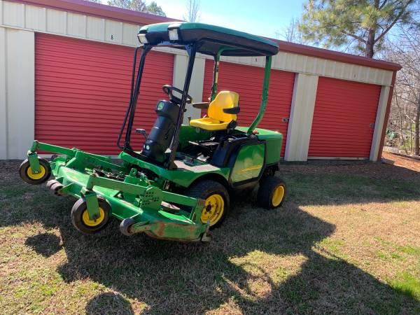 Photo John Deere 1445 II 4WD Diesel Front Deck Mower - $9000 (Fayetteville)