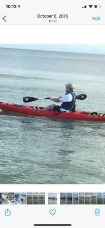 Photo Kayak - Wilderness Systems Tarpon 120 - $679 (Murfreesboro)