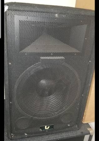 Photo Legion Sound EMI-15 PA speaker - $50 (Smyrna, TN)