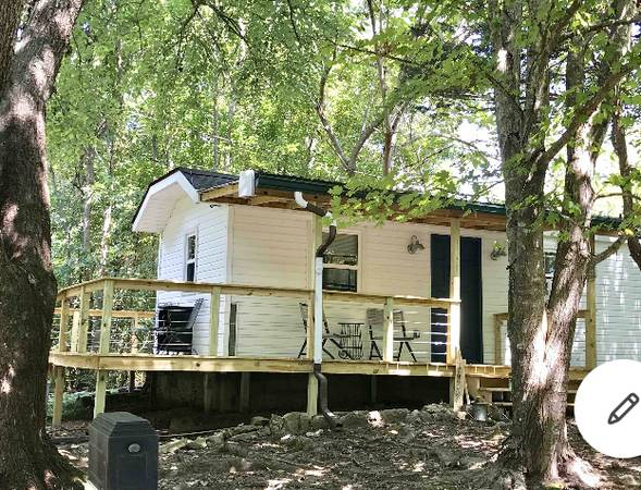 Photo Little house short termtemporary rental near Center Hill Lake (Silver Point, TN)