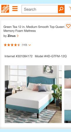 Photo Memory Foam King Plush or Latex Mattress Brand new in the Boxes - $399 (LaVergne)
