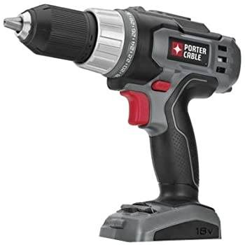 Photo PORTER CABLE 18 volt cordless drill - used GC - other tools available - $30 (Inglewood - East Nashville)