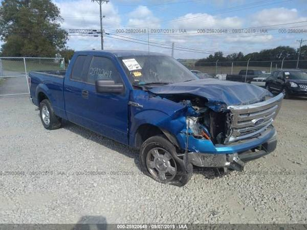 Photo Parting out 2010 FORD FORD F150 PICKUP STX XL XLT FX2 Lariat (La Vergne)