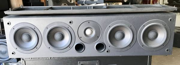 Photo Polk audio CS350-LS CENTER CHANNEL - $25 (Murfreesboro)