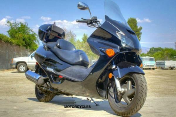 Photo SOLD 2004 Honda Reflex Sport 250cc Scooter Motorcycle - $1,995 (Franklin)