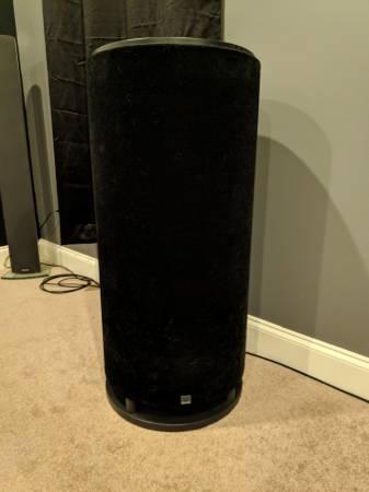 Photo SVS PC12-NSD Cylinder Subwoofer - $450