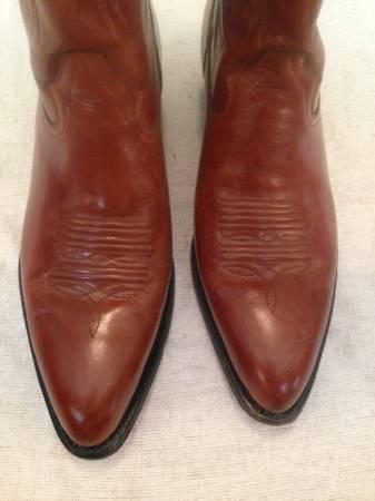 Photo Size 10.5 Vaquero Western (Cowboy) Boots - $130 (Mount Juliet)