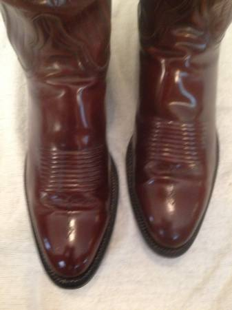 Photo Size 9.5 Lucchese Western (Cowboy) Boots - $180 (Mount Juliet)