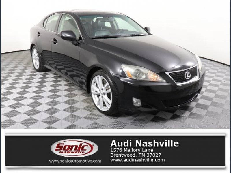 Photo Used 2006 Lexus IS 350  for sale