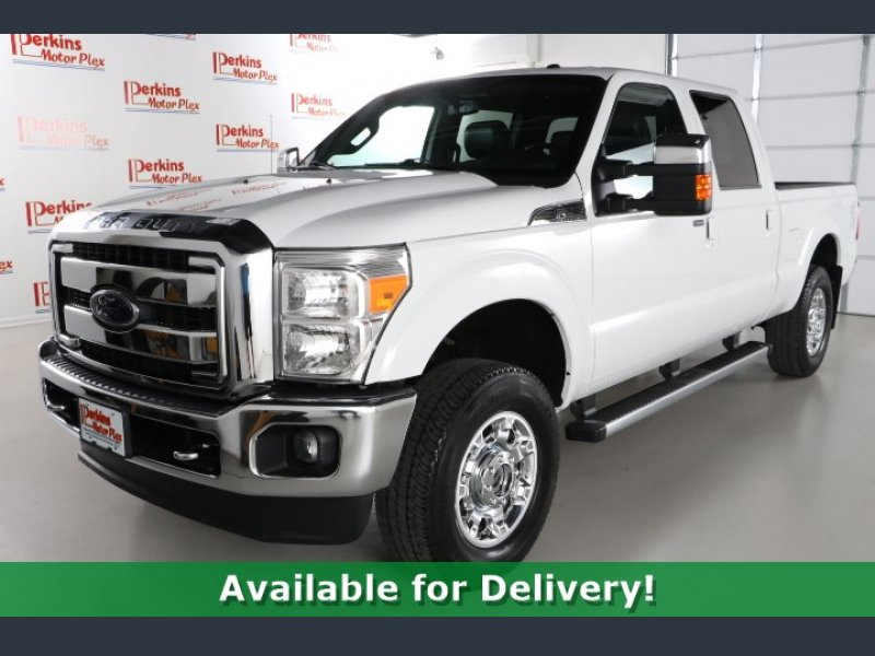 Photo Used 2012 Ford F250 4x4 Lariat for sale