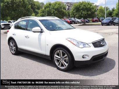 Photo Used 2015 INFINITI QX50 Journey for sale