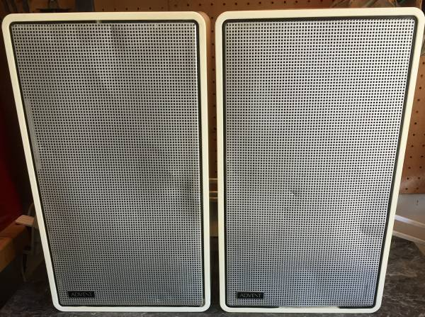 Photo Vintage Advent Stereo Speakers - $75 (Brentwood)