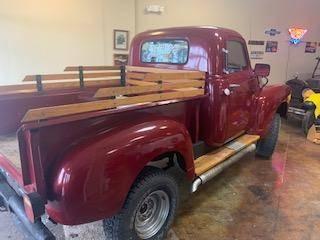 Photo 1949 Chevy Pickup - $14,500 (Livingston)