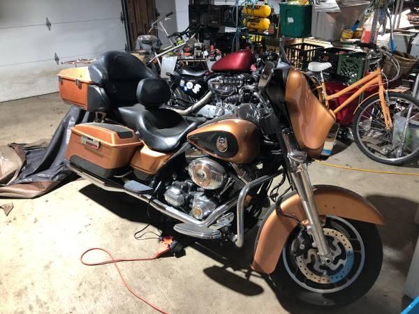 Photo 2008 Harley Ultra Glide - $8,000 (Yazoo City)