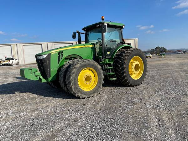 Photo 2011 John Deere 8360R - $145,000 (Snead)