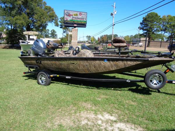 Photo 2018 G3 Sportsman 17 - $19,850 (Reservoir)
