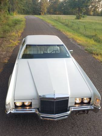 Photo 72 Lincoln Mark IV - $10000 (Liberty)