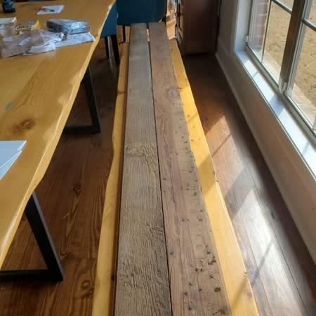Photo CURB ALERT - Reclaimed Lumber (Ridgeland)