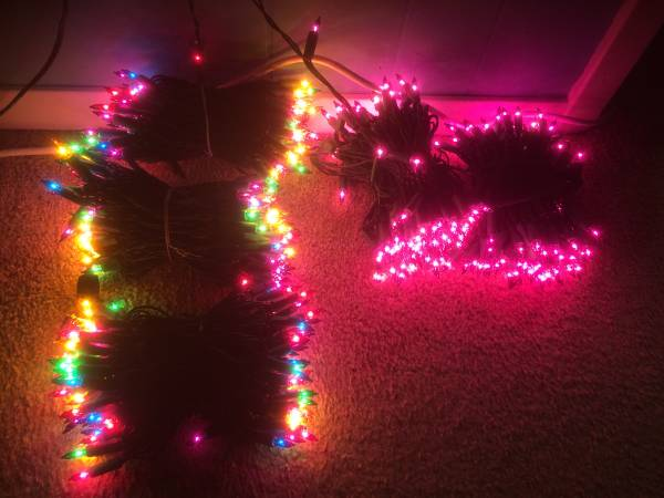 Photo Christmas lights - $25 (Acadiana)