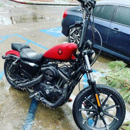 Photo Harley Sportster for sale - $6,550 (Baton Rouge)