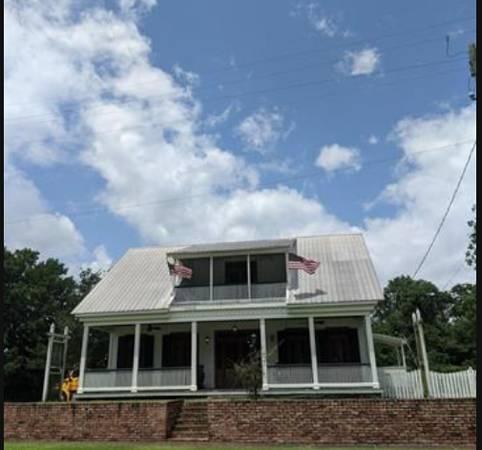 Photo The Holcombe Home, 3417 College Street (Jackson, Louisiana 70748)