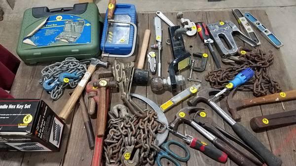 Photo Tools at Big at Estate Sale in West Monroe LA