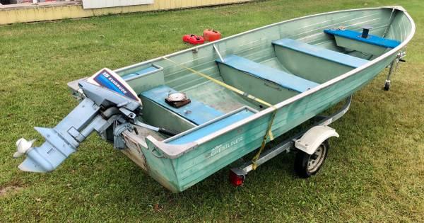 Photo 16 Crestliner Fishing Boat - $1,400 (Detroit Lakes)