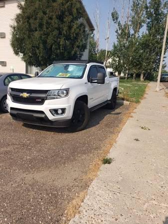 Photo 2018 Chevy Colorado - $41,000 (Williston, ND)