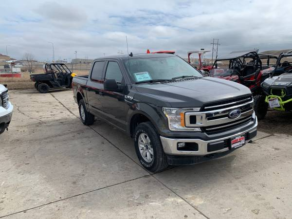Photo 2019 Ford F-150 XLT - $29997 (Rapid City, SD)